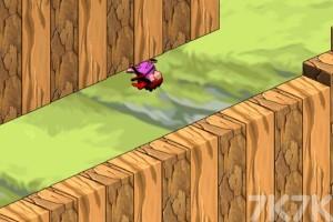 《立方忍者》游戏画面1
