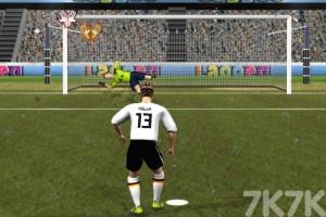 《终极点球大赛》游戏画面3