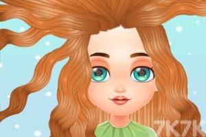 《明星美发屋》游戏画面3