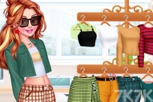 《制作时尚项链》游戏画面3