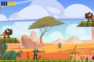 《森林猎人亨利》游戏画面2