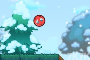 《小红球的大冒险3无敌版》游戏画面1