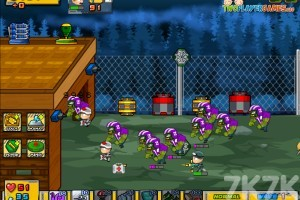 《抵御丧尸3》游戏画面1