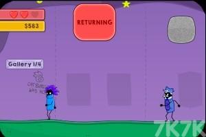 《夜盗博物馆》游戏画面2