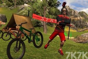 《极限骑行》游戏画面1