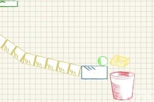 《球入纸篓》游戏画面3
