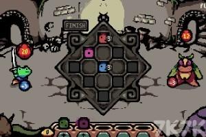 《蛙蛙勇闯地牢》游戏画面2