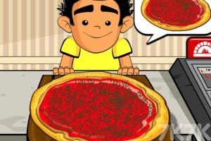 《单手做披萨》游戏画面1
