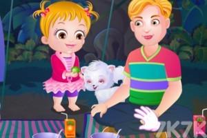 《宝贝的非洲之旅》游戏画面3