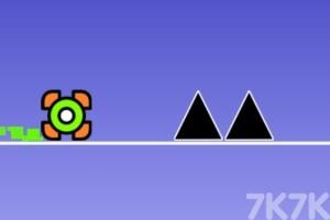 《点击跳跃》游戏画面1