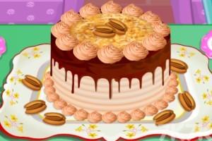 《德国榛果蛋糕》游戏画面1