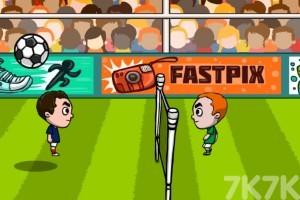 《头球挑战赛》游戏画面2
