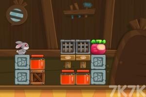 《谁动了我的萝卜选关版》游戏画面4
