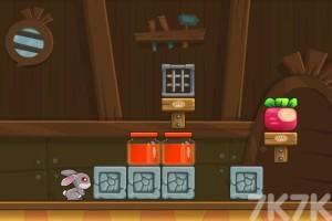《谁动了我的萝卜选关版》游戏画面2