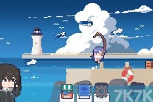 《奈奈米釣魚記》游戲畫面2