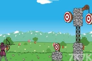 《射箭训练》游戏画面3