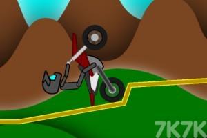 《摩托越野挑戰》游戲畫面3