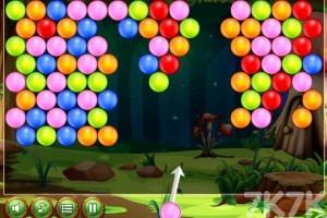《五彩泡泡槍》游戲畫面1
