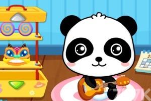《饲养小熊猫》游戏画面1