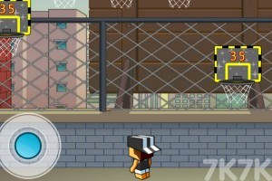 《街头投篮高手》游戏画面2
