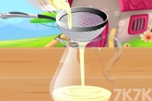 《美味焦糖布丁》游戏画面3