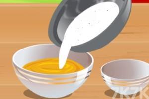 《美味焦糖布丁》游戏画面2