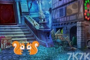 《救援厨师》游戏画面1