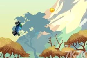 《丘陵越野》游戏画面1