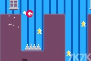 《红球消灭怪物》游戏画面4