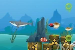 《鲨鱼进化》游戏画面1