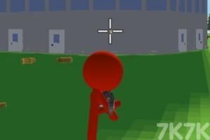 《火柴人英雄》游戏画面1