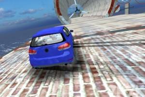 《特技车赛道挑战》游戏画面2