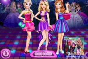 《公主的舞池装扮》游戏画面4