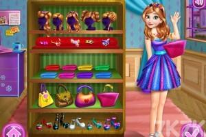 《公主的舞池装扮》游戏画面3
