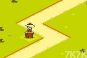 《驱逐海盗》游戏画面1