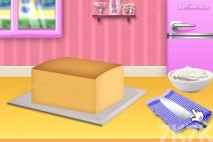 《化妆盒蛋糕》游戏画面2