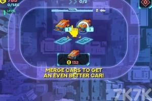 《合并赛博汽车》游戏画面1