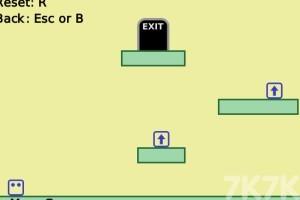 《方块人行动》游戏画面1