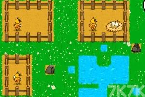 《鸡蛋传递》游戏画面3