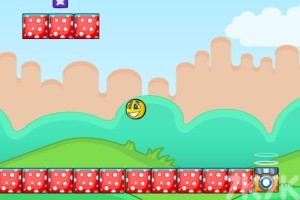 《跳跃精灵球》游戏画面2