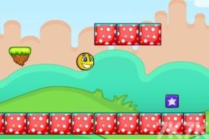 《跳跃精灵球》游戏画面1