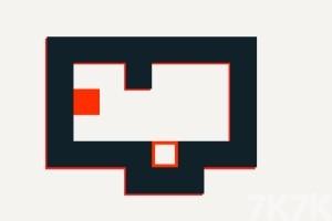 《方块滑动》游戏画面1