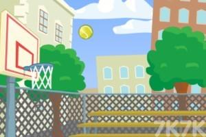 《十球投篮》游戏画面2