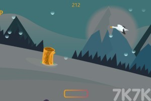 《雪山滑雪板》游戏画面4