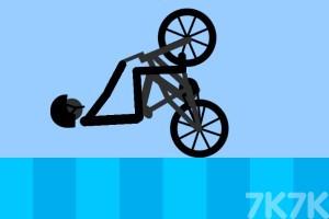 《技巧自行车挑战赛》游戏画面1
