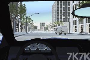 《城市自由行驶》游戏画面3