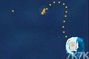 《直升机飞行训练》游戏画面2
