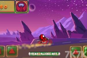 《太空人摩托驾驶》游戏画面2