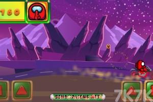 《太空人摩托驾驶》游戏画面3