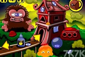 《逗小猴开心系列558》游戏画面1